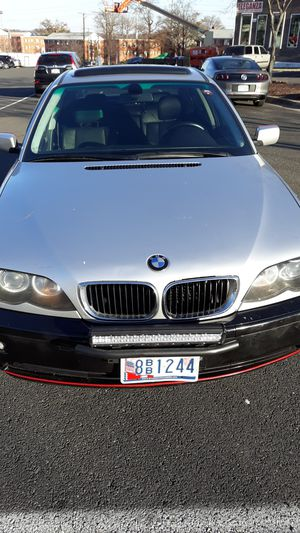 Bmw 325i 2004 142461 miles for Sale in Adelphi, MD