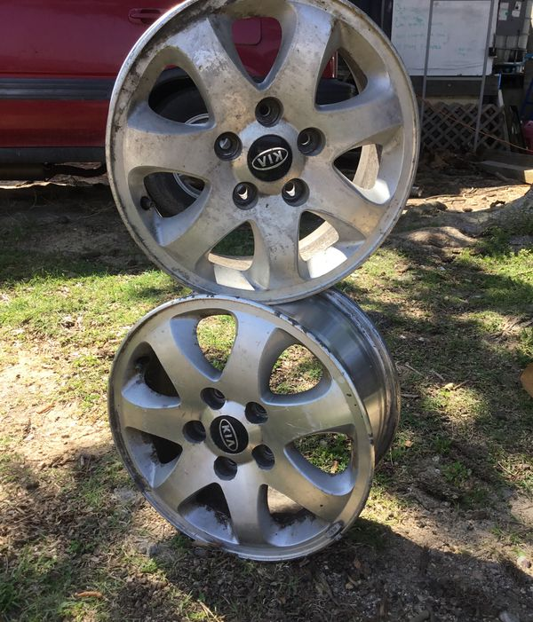 Kia Rims For Sale In Raleigh, NC