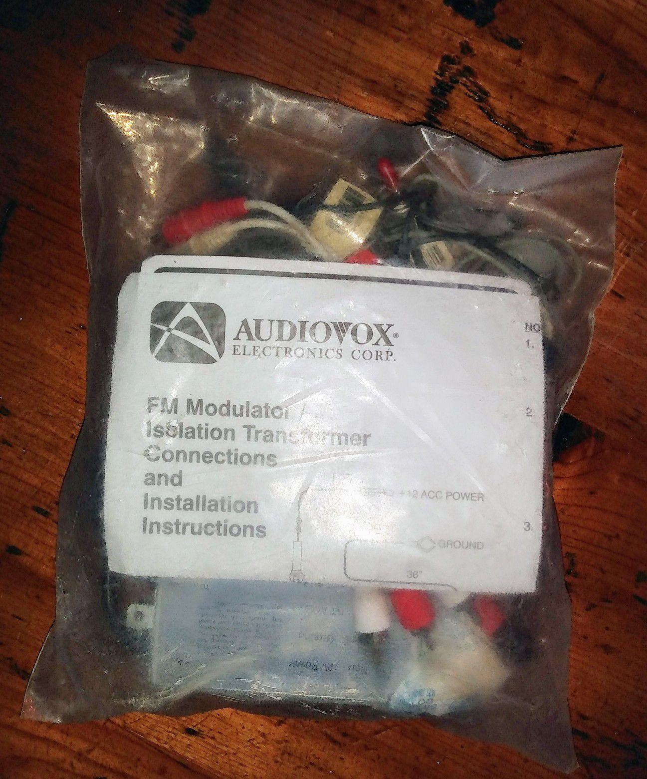 Bitwriter and radio modulaters