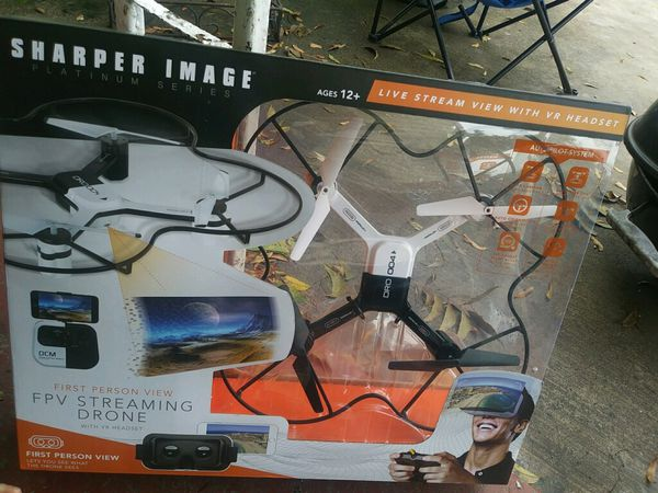 Sharper Image Platinum Series Drone For Sale In Pasadena Tx Offerup
