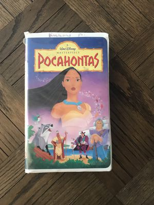 Disney classics in video tape for Sale in Germantown, MD