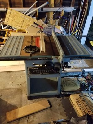 New and Used Table saws for Sale in Grosse Pointe, MI - OfferUp