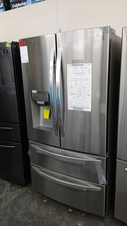 LG Stainless Steel 4door Refrigerator with water dispenser Thumbnail