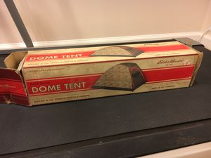 2 persons dome tent for Sale in Fairfax, VA