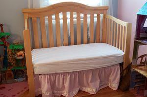 Convertible Wooden Crib for Sale in Woodbridge, VA