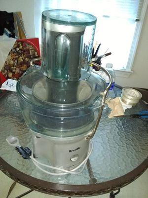 Electric juicer for Sale in Fort Belvoir, VA