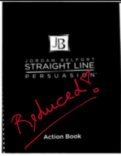 jordan belfort straight line  Wolf of Wall Street - Jordan Belfort Straight Line Persuasion Course ...