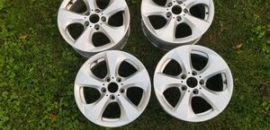 """2012 BMW X3 17"""" rim set (4 pcs) for Sale in Silver Spring, MD"""