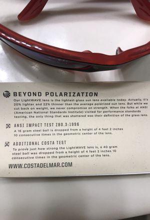 64036df1c7252 Costa Del Mar Woman s Maya Polarized Sunglasses for Sale in Pembroke Pines