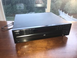 Kenwood Multiple Compact Disc Player for Sale in Lynchburg, VA