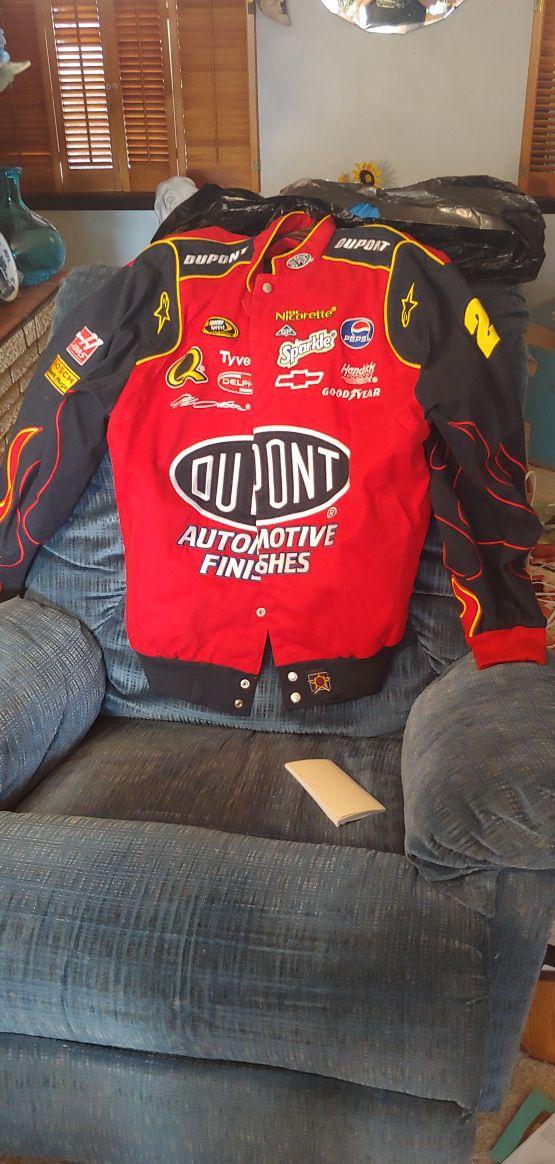 Clean, Excellent Jeff Gordon XL Sprint Heavy Coat