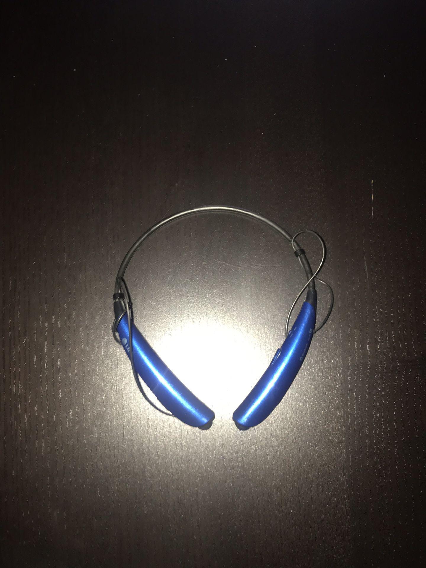 LG wireless headphones