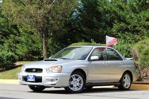 2004 Subaru Impreza Sedan for Sale in Sterling, VA