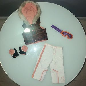 American Girl Doll Outfit - Peach Snowboarding for Sale in Orlando, FL