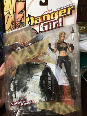 Danger girl action figure (vintage) for Sale in Ocoee, FL