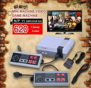 Photo New 620 video games Nintendo retro mini console your favorite classic games (1 console 2 controllers 1av cable 1 power adapter) game titles in pic
