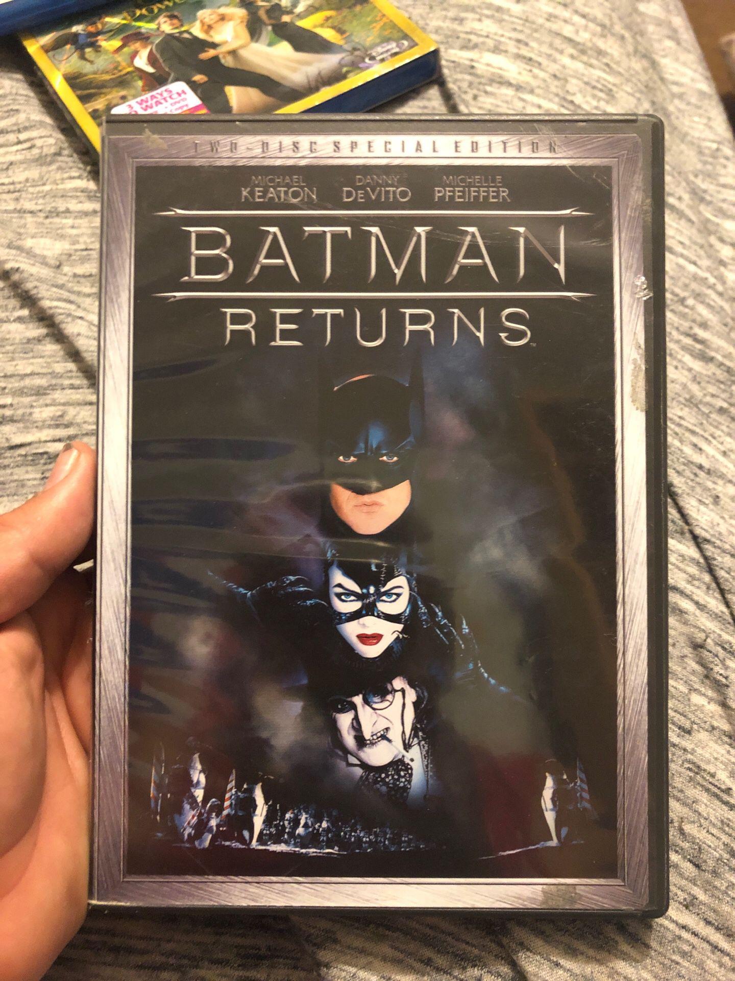 Batman reruns dvd