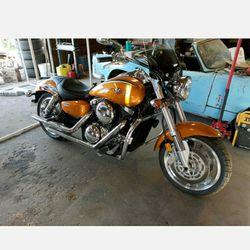2002 Kawasaki 1500 Vulcan 9500 MI Thumbnail