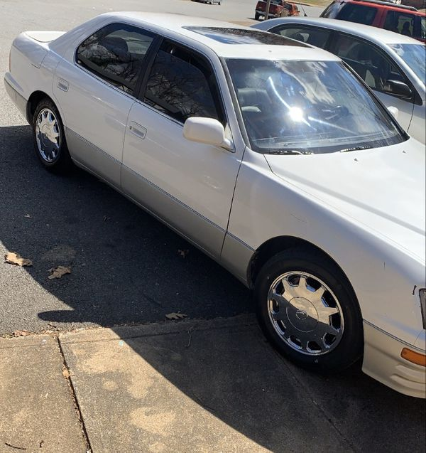 1996 Lexus For Sale In Charlottesville, VA