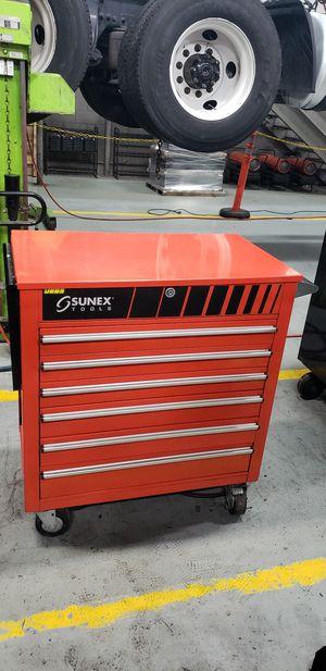 Sunex tool box for Sale in Orlando, FL