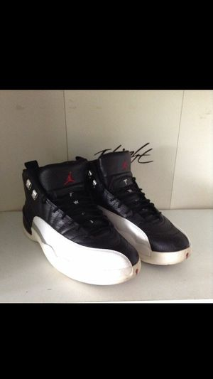 Jordan playoff 12 sz 9.5 for Sale in Annandale, VA
