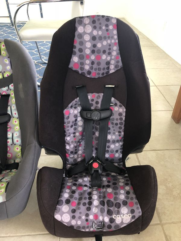 2 Girl Cosco Car Seat 5 40lbs 22 80lbs For Sale In West Palm Beach FL
