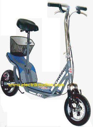 Photo Schwinn electric scooter