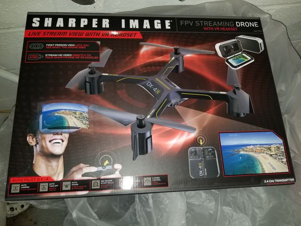 Sharper Image Dx 4 Drone With Camera For Sale In Demarest Nj Offerup
