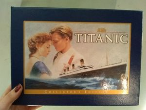 Titanic Editor's Edition used once for sale  Wichita, KS