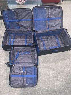 3 piece luggage set Thumbnail