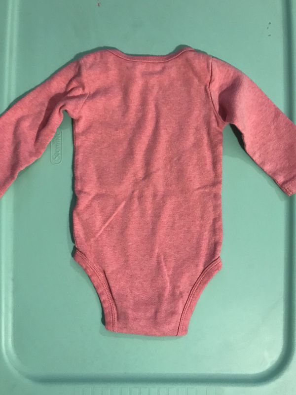 Carter S Long Sleeve Bodysuit For Baby Baby Kids In San Diego