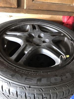 Subaru impreza wrx wheels for Sale in Manassas, VA