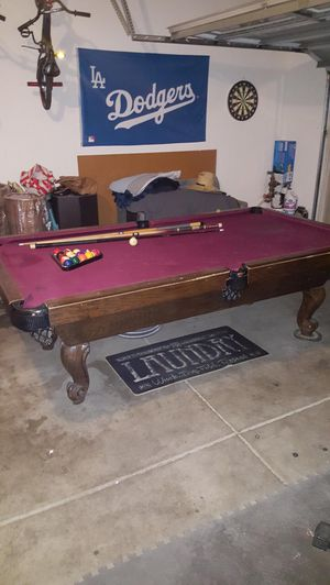 New And Used Pools For Sale In Hemet CA OfferUp - Pool table movers inland empire