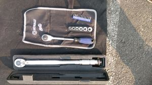 Torque wrench for Sale in Mount Hamilton, CA