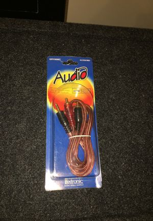 6ft Audio Cable for Sale in Ellicott City, MD