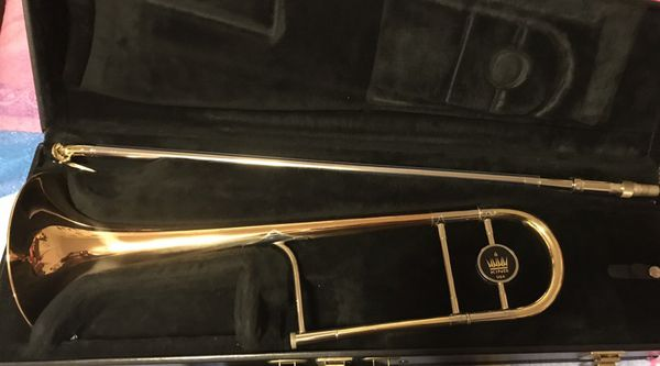King 4B Trombone for Sale in New Haven, CT - OfferUp