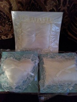 Ring Bearer Pillows-New for Sale in Saint Louis, MO