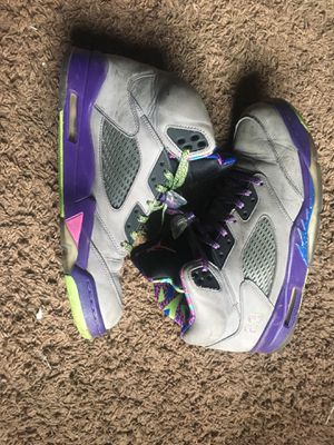 Air Jordan 5's bel-air for Sale in Washington, DC