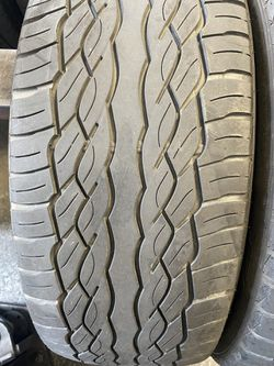 285/45/22 Falken (2 Tires) $80.00/ Both  Thumbnail