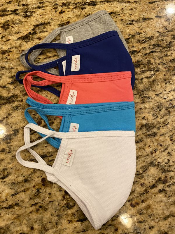 Fabric Face Mask: Face Mask Nano Silver Fabric For Sale In PFLUGERVILLE, TX