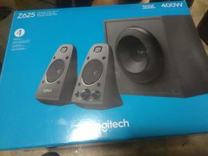 Logitech 400w speakers, make me offer😀 for Sale in Cleveland, OH