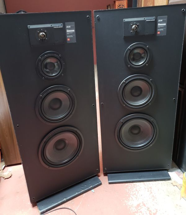 Moving sale  JBL 940 tower speakers for Sale in Somerset, NJ - OfferUp