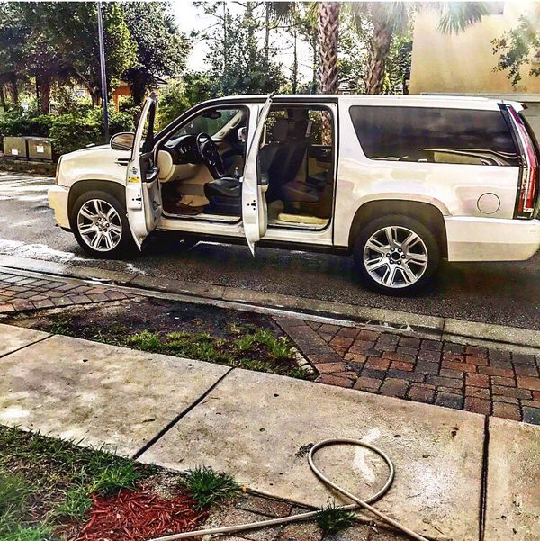2008 Cadillac Escalade Platinum Edition For Sale In West