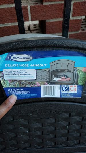Deluxe Hose Holder for Sale in Washington, DC