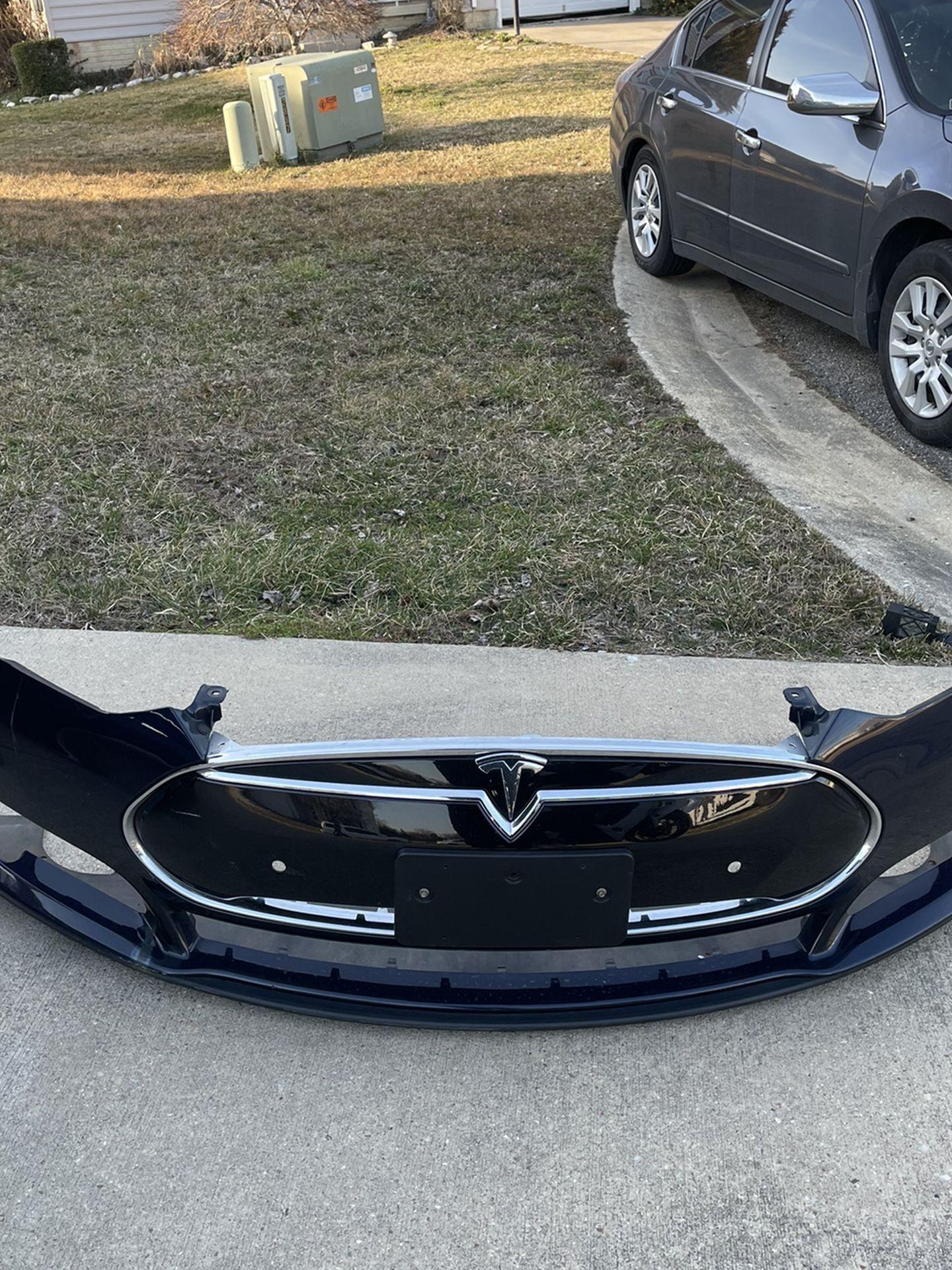 Tesla Bumper