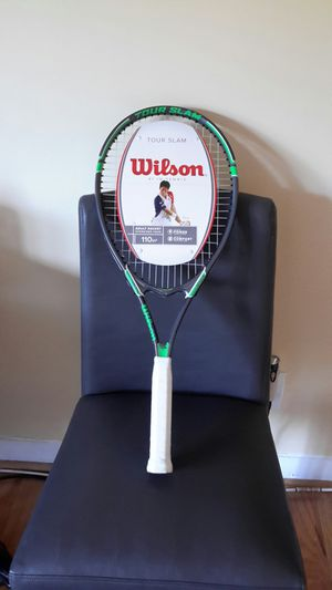 Brand New Wilson Tennis Racket Never Used for Sale in Silver Spring, MD