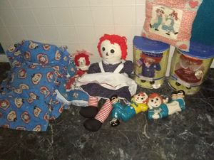 1976 Raggedy Ann and Andy collections for Sale in Kansas City, KS