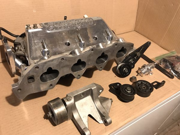 Jackson Racing Supercharger b16/b18c5 for Sale in New Haven, CT - OfferUp