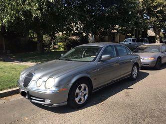 2002 Jaguar S-Type (Parting out) Thumbnail