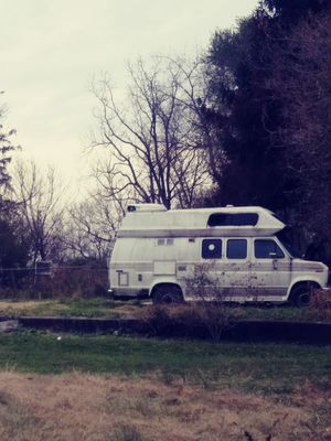 91 ford camper van SCRAP ONLY for Sale in Martinsburg, WV